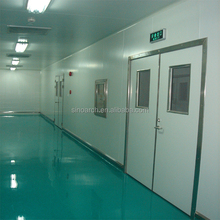 Epoxy floor for pharmaceutical industry