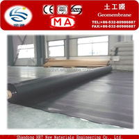HDPE/ldpe eva manufacturer Geomembrane thickness 2.5mm for Landfill liner