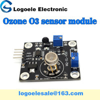 MS2610 ozone gas detection sensor module, O3 qualitative detection of low concentrations