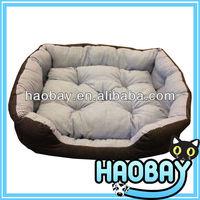 Fashion design pet bed for medium dog cat