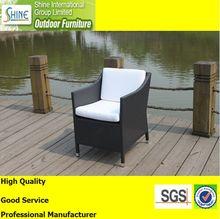 SOF8032-1 Hot Selling Armrest Dining Set Chair Garden Furniture Outdoor Rattan Furniture