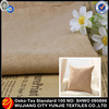 High Quality New Poly Microfiber Suede Upholstery Fabric