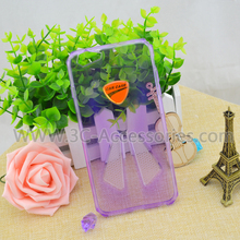 Purple lucency Style Phone Protector Cases For iPhone 6 G