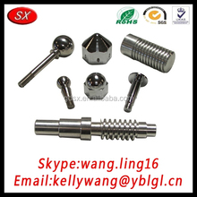 Custom CNC Machining Part, Metal Machining Parts, Stainless Steel Auto Spare Parts Pass ISO/TS 16949 Certification