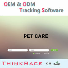 Advance vehicle tracking gps tracking software with open source code /gps tracking system/gps tracker by Thinkrace