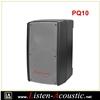 PQ-10 Professional Powered Portable passive Speaker