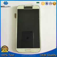 for samsung galaxy s4 i9500 i9505 i337 lcd display touch screen digitizer assembly replacement,fast delivery