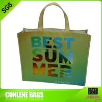 promotional customized folding tote bag