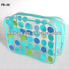 clear mini cosmetic bag