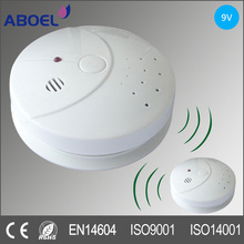 5 years life 433MHZ Wireless Smoke Alarm for Home