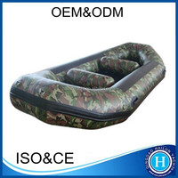 The camouflage inflatable boats for sale