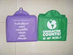 Eco-friendly non woven foldable shopping bag for promotion