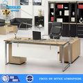 Nuevo escritorio de oficina durable Peiguo melamina muebles para el hogar