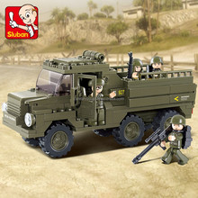 2015 hot new products Popular Sluban building blocks ABS plastic children interactive toys EN71/7P/ROSH/ASTM/REACH
