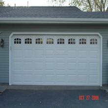 Factory Price Steel Garage Door Window Panels