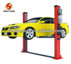 cheap 2 post car lift 5 ton with CE certificate