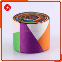 Jacquard Elastic Nylon Printer Webbing Sling