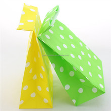 Paper Stand Up Bags Kids Birthday Party Supplies Paper Lolly Loot Bags packaging bags