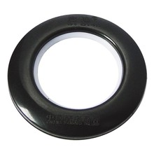 Decorative Durable Plastic Curtain Grommet Eyelet Ring for Poles Accessories