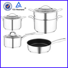 with handles porcelain terracotta cookware