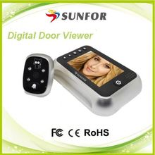 falling star led christmas lights video door phone with cctv camera