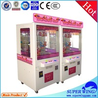 Amazing! adults and kids love best vending machine small toys