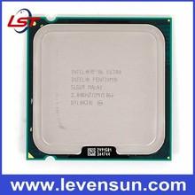 Intel pentium cpu E5200 E5300 E5400 E5500 E5700 E5800 E6300 E6500 E6600 E6700 E6800 all intel pentium dual core cpu on sale