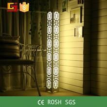Moderna decoração de em pé lâmpada de assoalho para o