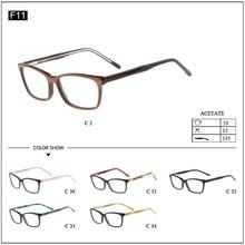 Fashion eyeglasses frames acetate eyewear wholesaler glasses