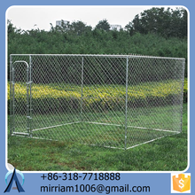 Hot sale galvaniazed convenient safe and eco-friendly durable dog kennels