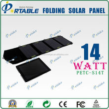 14W battery charger solar panels best price per watt solar panels in india
