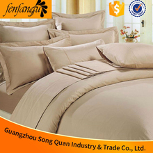 Elegant Design Direct factory price 50% Cotton 50% polyesterbed wholesale bed linen