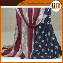 Fashion Women Long Print Cotton Scarf Wrap Ladies Shawl Girls Large Silk Scarves S2323