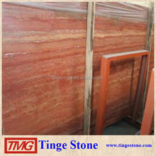 Persian Red Travertine on Sale