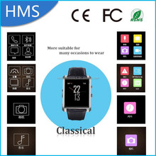 2015 HMS Hot Selling New Android Wear Phone Bluetooth SmartWatch DM08