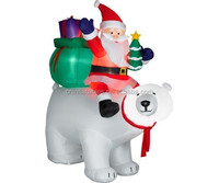 Holiday Theme Inflatables/Santa Claus/Father Christmas