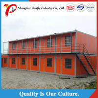 Eco friendly mobile living house container for sale