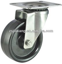 De alta temperatura de la rueda rueda, ruedas industriales