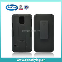 brand new shockproof combo cover with kickstand for Samsung Galaxy S5