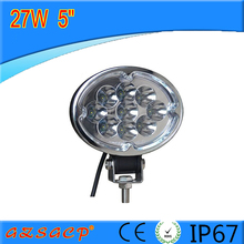 IP67 Factory Supply 24w led work light car light led light auto tuning in Guangzhou