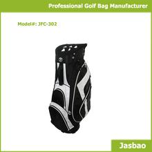 Unique Designed Leisure Canvas Golf Cart Bag