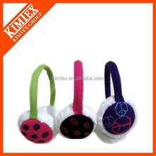 wholesale adjustable winter fashion earmuffs