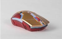 DPI1000/1500/2400 optical USB wireless decorative computer mouse