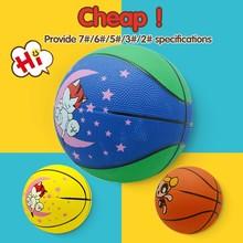 Professional official size cheap basketball ball,soft rubber baseball