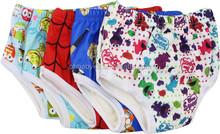 Ohbabyka Antibacterial Organic Bamboo Baby Cloth diaper, Potty Training Pants Wholesale china