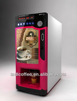 Instant Hot Cofee Vending Machinery F303V