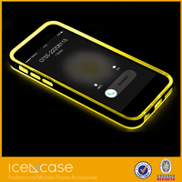 High quality led flashing cellphone case for iphone phone case for samsung galaxy core i8260 i8262