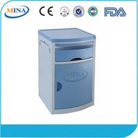MINA-BS01 ABS Hospital Bedside Cabinet