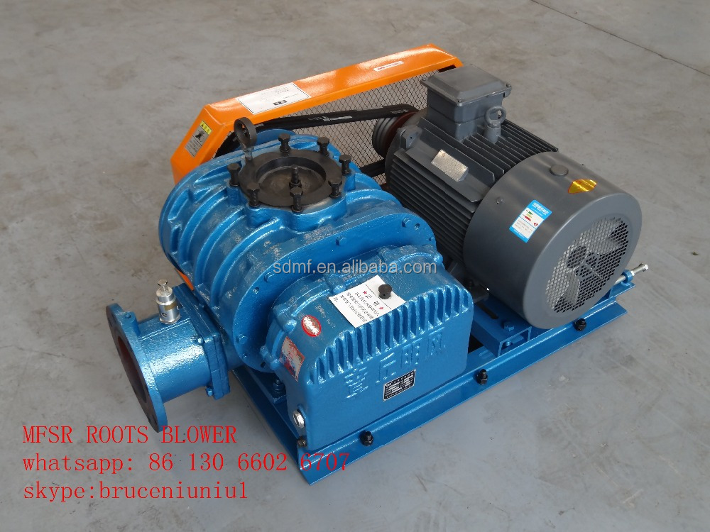Commercial Air Blowers : Industrial air blower buy sewage treatment blowers