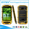 HOT 4inch IPS dual core IP67 rugged waterproof mobile phone with gps